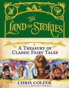 16 best global mythology folktales fairy tales images on the land of stories a treasury of classic fairy tales chris colfer 9781510201613 fandeluxe Choice Image