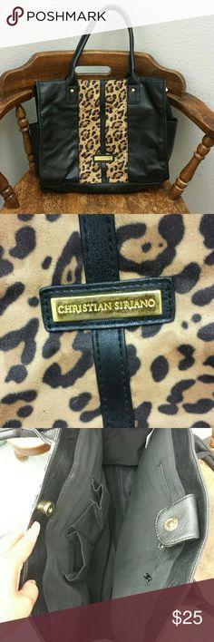 CHRISTIAN SIRIANO tote bag CHRISTIAN SIRIANO tote bag in a very good condition 👍👍👍😉😍 CHRISTIAN SIRIANO  Bags Totes