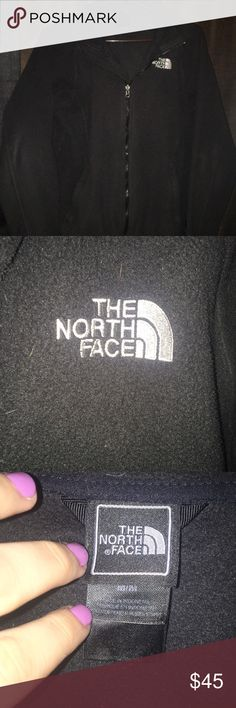 The Northface Khumbu 2 Fleece Jacket Black fleece women's Northface jacket The North Face Jackets & Coats