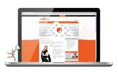 Tansec Oy -verkkosivusto samalle KYMP OY -alustalle, 2013. Projektipäällikkö Tarja Siimes, visuaalinen tuotanto markkinointisuunnittelija Natasha Varis. – http://tansec.fi/