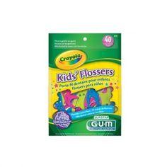 GUM® Crayola™ Flossers