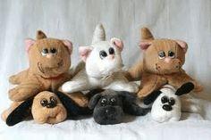 Pound Puppies and Pound Purries - pretty sure we still have some around