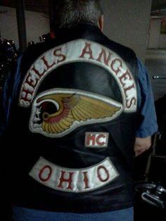 Hells Angels | Biker Patches / Cuts | Pinterest