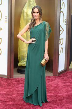Louise Roe Oscars 2014