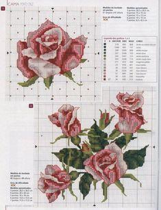 Brilliant Cross Stitch Embroidery Tips Ideas. Mesmerizing Cross Stitch Embroidery Tips Ideas. Learn Embroidery, Hand Embroidery Patterns, Cross Stitch Embroidery, Cross Stitch Patterns, Cross Stitch Rose, Cross Stitch Baby, Cross Stitch Flowers, Straight Stitch, Le Point