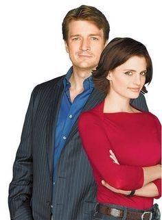 Castle on Pinterest | Seamus Dever, Nathan Fillion and Stana Katic