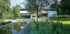 Minimalistische tuin te Zoetermeer