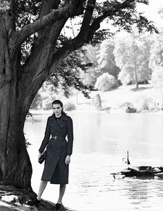 Lara Mullen for LOfficiel Paris August 2014
