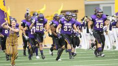 The University of Northern Iowa football team picked up a 46-7 Homecoming victory today in front of 15,277 fans against the Northern Colorado Bears. The Panthers improved their overall record to 1-2.
