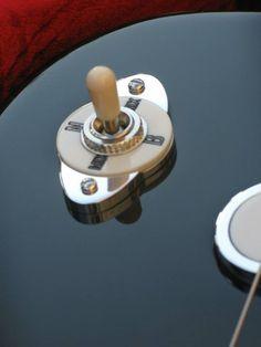O'Workshop Guitars toggle switch