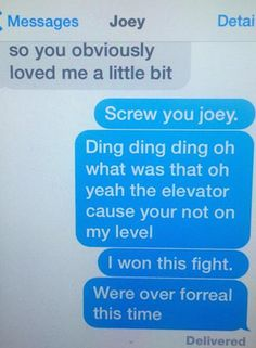 11-Year-Old Ripped Her Boyfriend A New One In This Epic Breakup Text