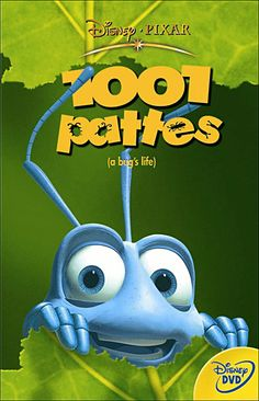 1001 pattes - Dessin animé