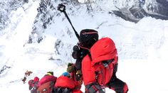 Four Sherpas Just Climbed Everest with 360 Camera Rigs on Their Backs - 360 Camera - Ideas of 360 Camera - Four Sherpas Just Climbed Everest with 360 Camera Rigs on Their Backs Monte Everest, Climbing Everest, Camera Rig, Augmented Reality, Virtual Reality, Photography Projects, Mountaineering, Rigs, The Incredibles