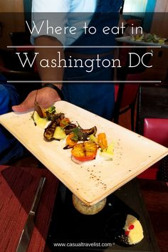 3 Meals: Where to Eat in Washington DC - Casual Travelist Washington Dc Travel, Drinking Around The World, Road Trip Usa, United States Travel, Foods To Eat, Travel Usa, Canada Travel, Foodie Travel, Places To Eat