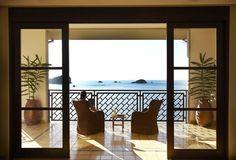 Gluten-Free Costa Rica - Arenas del Mar balcony view