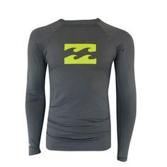 bcb29b2955250 Camisa Lycra Platinum Wave Billabong » Camiseta UV