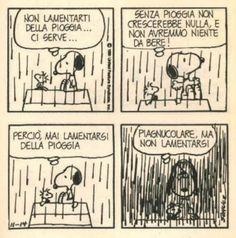 LA REGINA DEL VELENO: - Non lamentarti della pioggia.. ci serve.. senza ...