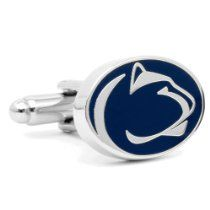 Penn State University Nittany Lions Cufflinks Cuff Links, Want. Need. Birthday is gone but anniversary is coming up, 4th of July....