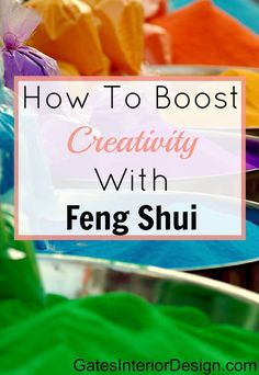 Feeling stuck? Creatively blocked? Perhaps you want to get pregnant? Here's how to boost your creativity with Feng Shui, and get real results!