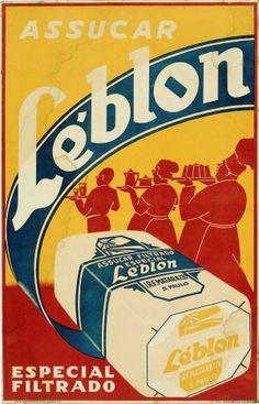 Cartaz Assucar Leblon
