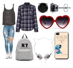 """""""Yas"""" by kayla-rogers123 on Polyvore featuring Billabong, Brakeburn, Joshua's, BERRICLE, women's clothing, women, female, woman, misses and juniors"""
