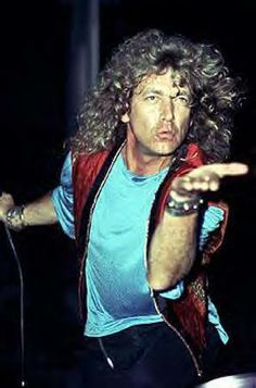 #RobertPlant, the best rock singer ever.