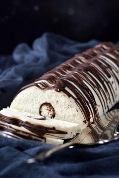 Falafel, Cake Cookies, Fudge, Tiramisu, Sweets, Cream, Ethnic Recipes, Desserts, Cold