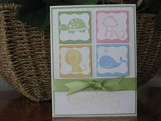 First Fox & Friends by mhines - Cards and Paper Crafts at Splitcoaststampers