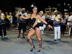 Juju Salimeni, Gracyanne Barbosa, Sabrina Sato, Carla Prata e Vivi Araújo se destacam no fim de semana do samba