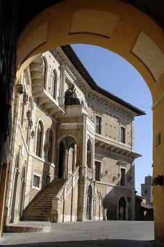 Fermo, Palazzo dei Priori - Italy