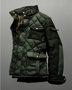 I wouldn't get it because it's a Montcler... I'd get it cuz it's just darned cool!!! LoL