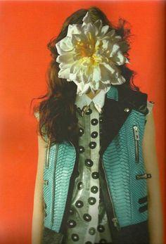 flowers fleurs girl