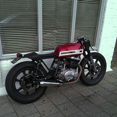 '76 XS500