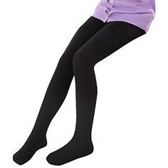 Ularmo® Hiver chaud Mode Mignon femmes Coton Collants Chaussettes Bonneterie Collant (L, Noir) (XL, Noir): Taille Détails: Taille: XS Sock…
