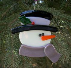 snowman orn