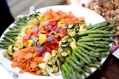 Austin Catering's Seasonal Roasted Vegetables