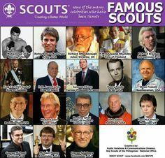 Famous Boy Scouts