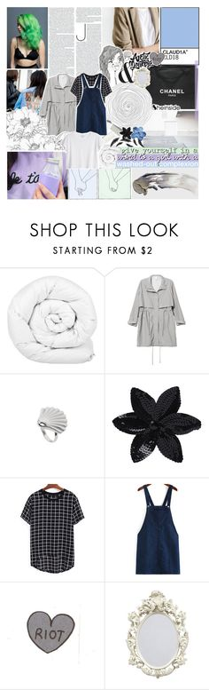 """goodbyes seal my broken heart"" by kristen-gregory-sexy-sports-babe ❤ liked on Polyvore featuring Mon Cheri, Brinkhaus, Monki, Chanel, ASOS, bedroom, vintage and melsunicorns"