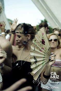 Camuz Montreal - Montreal, music and everything about it Electro Swing, Frocks, Satin, Pearls, Concert, Music, July 1, Musica, Musik