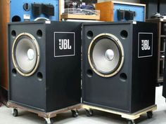 JBL Monitor Speakers, Audio Speakers, Home Cinema Systems, Speaker Plans, Altec Lansing, Vanz, Professional Audio, Music System, Speaker Design