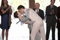 gossip girl blair and chuck wedding   Gossip Girl Wedding Blair Waldorf Marries Chuck Bass In BLUE Elie Saab ...