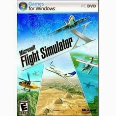 Microsoft Flight Simulator X Standard Edition PC game download