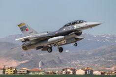 TuAF, F-16 Fighting Falcon