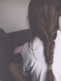 Inspiracje - piękne włosy
