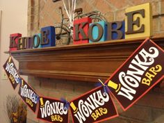"""Photo 1 of 37: Willy Wonka and the Chocolate Factory / Birthday """"Kobe and Khloes 5th Birthday"""" 