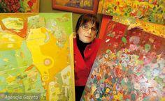 Nominowana do nagrody Janoscha Beata Wąsowska - Fot. MARCIN TOMALKA / AG 2007-11-21