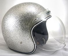 Clear bubble shield. Made in the USA.