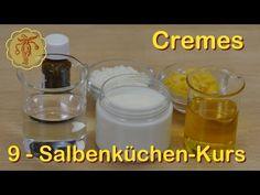 Naturkosmetik selbstgemacht: Salbenküchen-Kurs Teil 9: Creme-Herstellung
