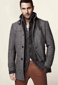 Esprit F/W 2012 Hairstyle, Male, Fashion,