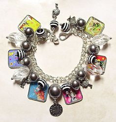 Alice In Wonderland Jewelry Alice In by LaughingVixenLounge